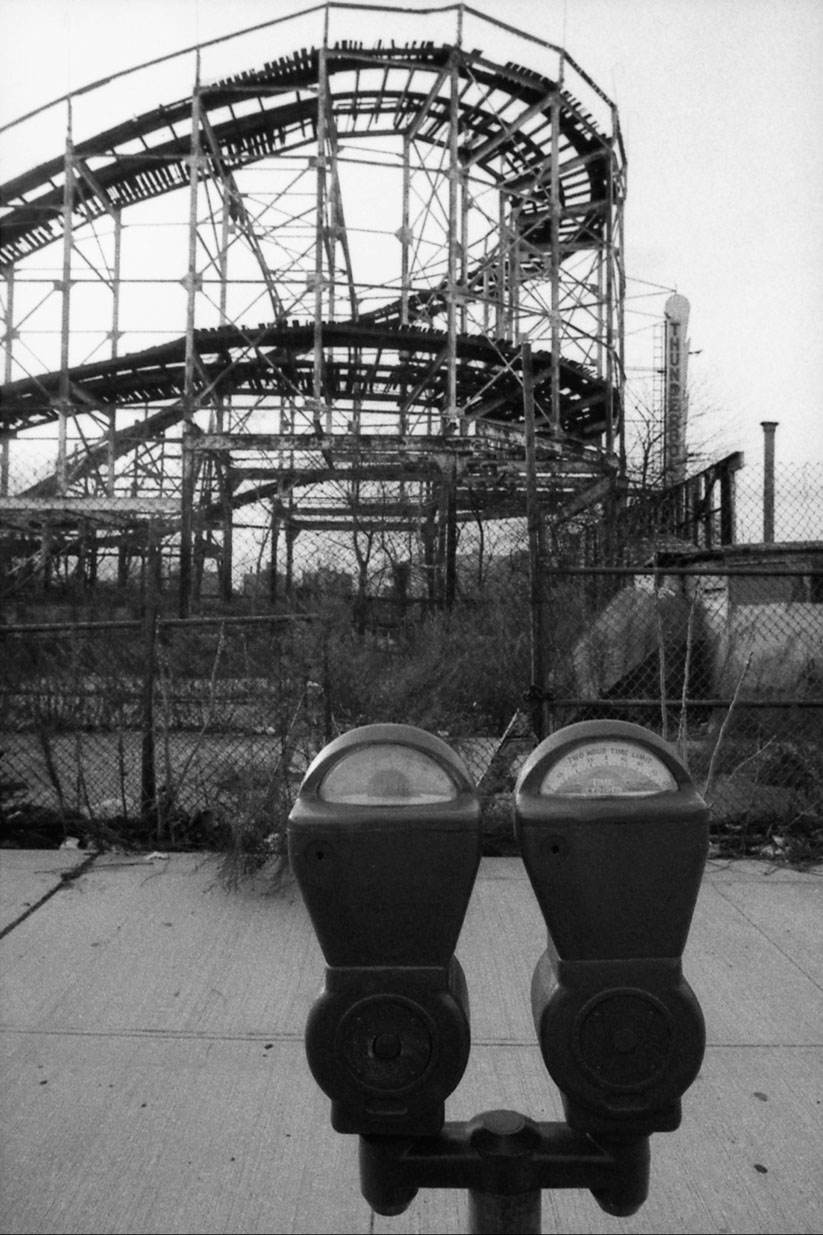 The Thunderbolt, Coney Island, Brooklyn