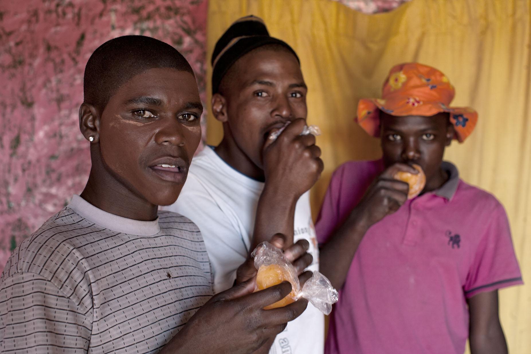 Sun Block & Frozen Guava Pops, Kamastone, Eastern Cape.