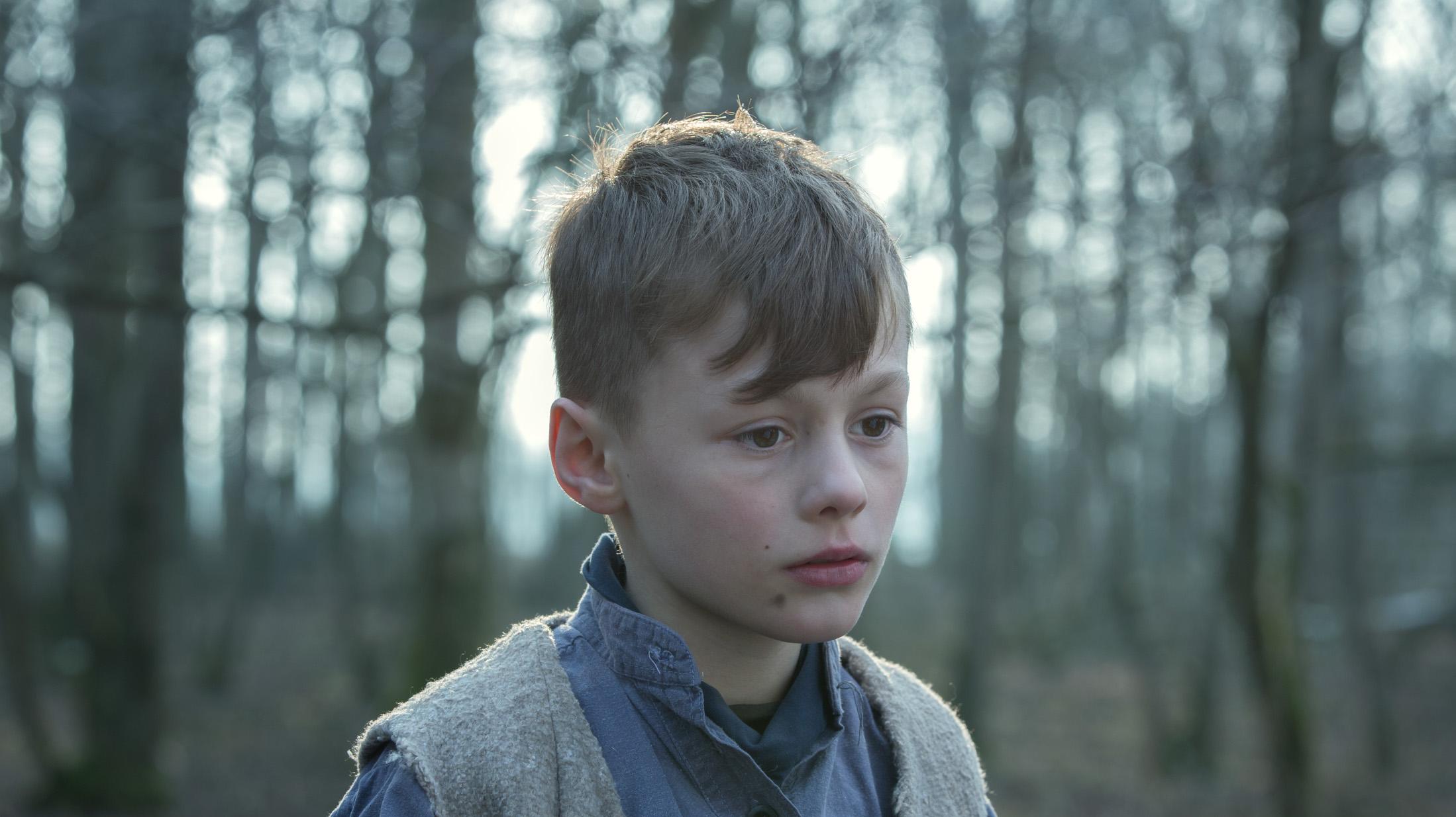 Jules Dezuttere in GLANSTIR FAN directed by Josse De Maesschalck - DoP Lander Verlinden - Courtesy WAANZIN FILMS