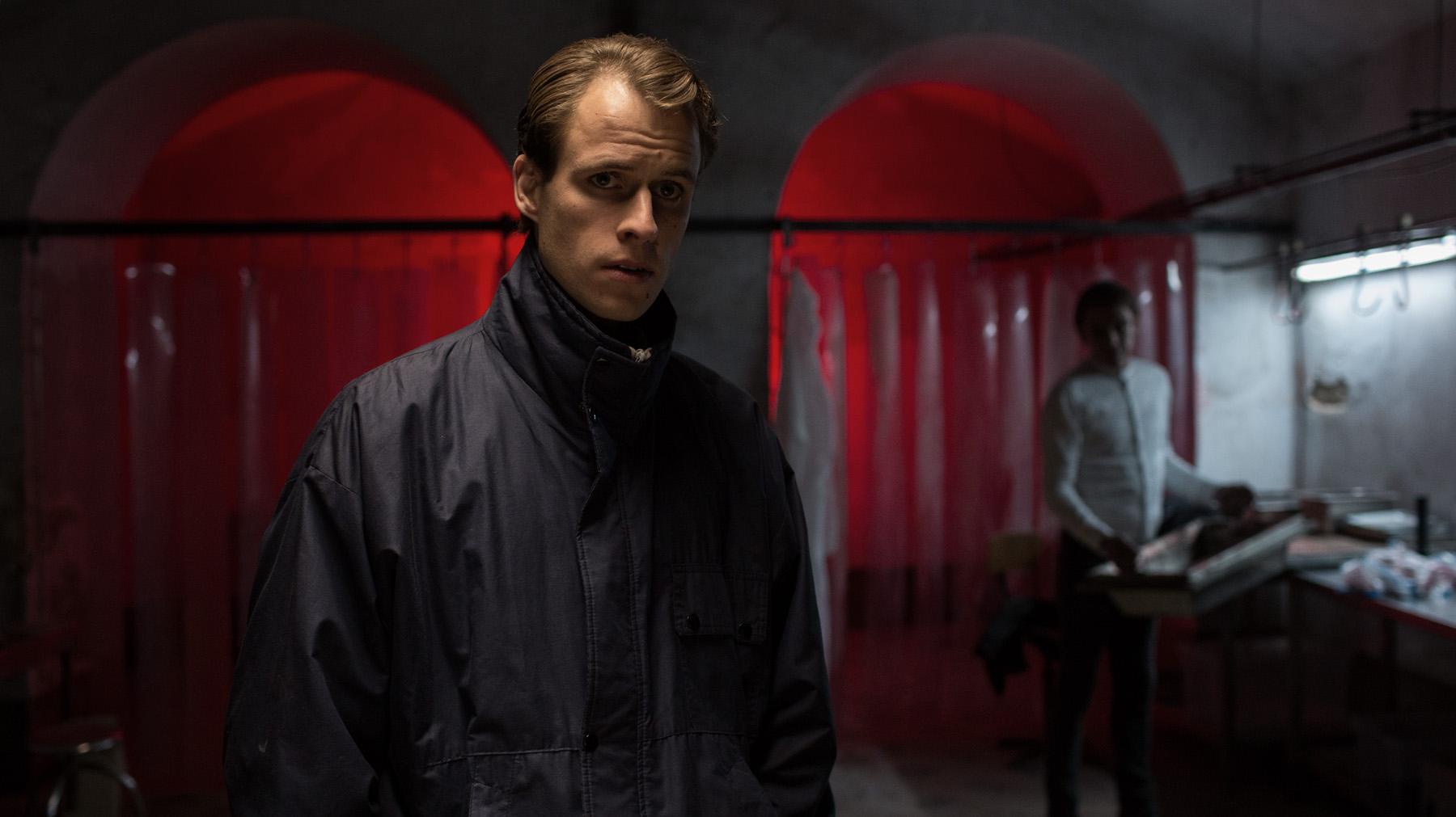 Matthieu Sys in MAW directed by Jasper Vrancken - DoP Hyun De Grande - Courtesy Skladanowsky