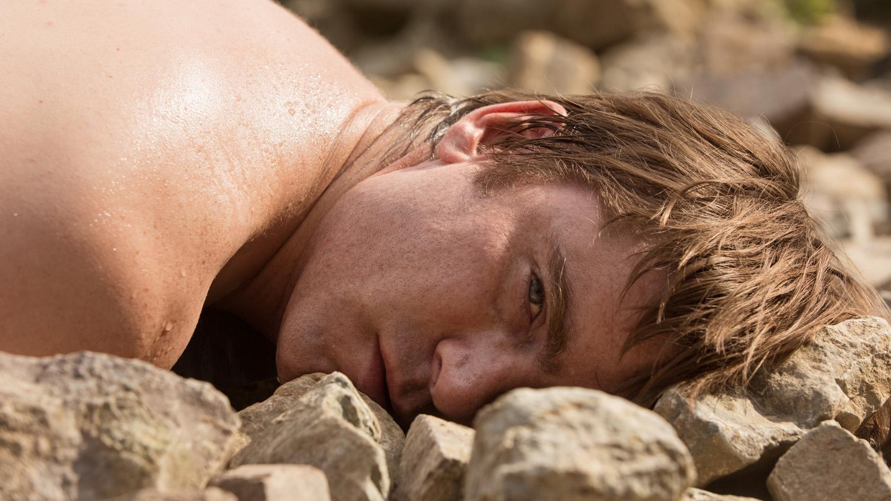 Kevin Janssens in De Patrick, directed by Tim Mielants - DoP Frank Van den Eeden - Courtesy Savage Film