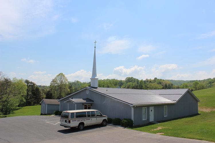 Massive roof redone for Gospel Light Baptist Church