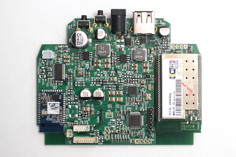 Kello's final motherboard