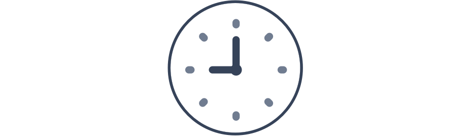 Progressively adjust your body clock