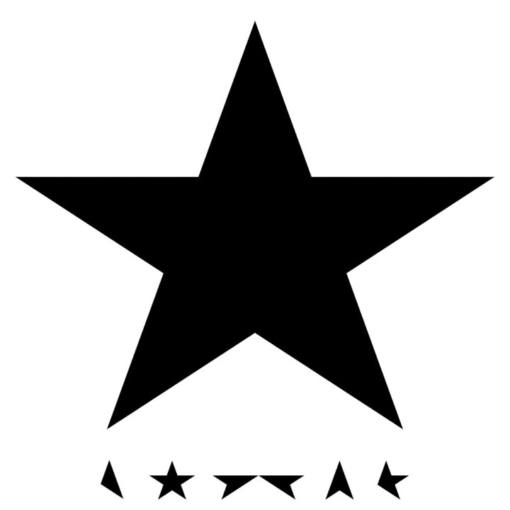 2. David Bowie - Blackstar [ISO]
