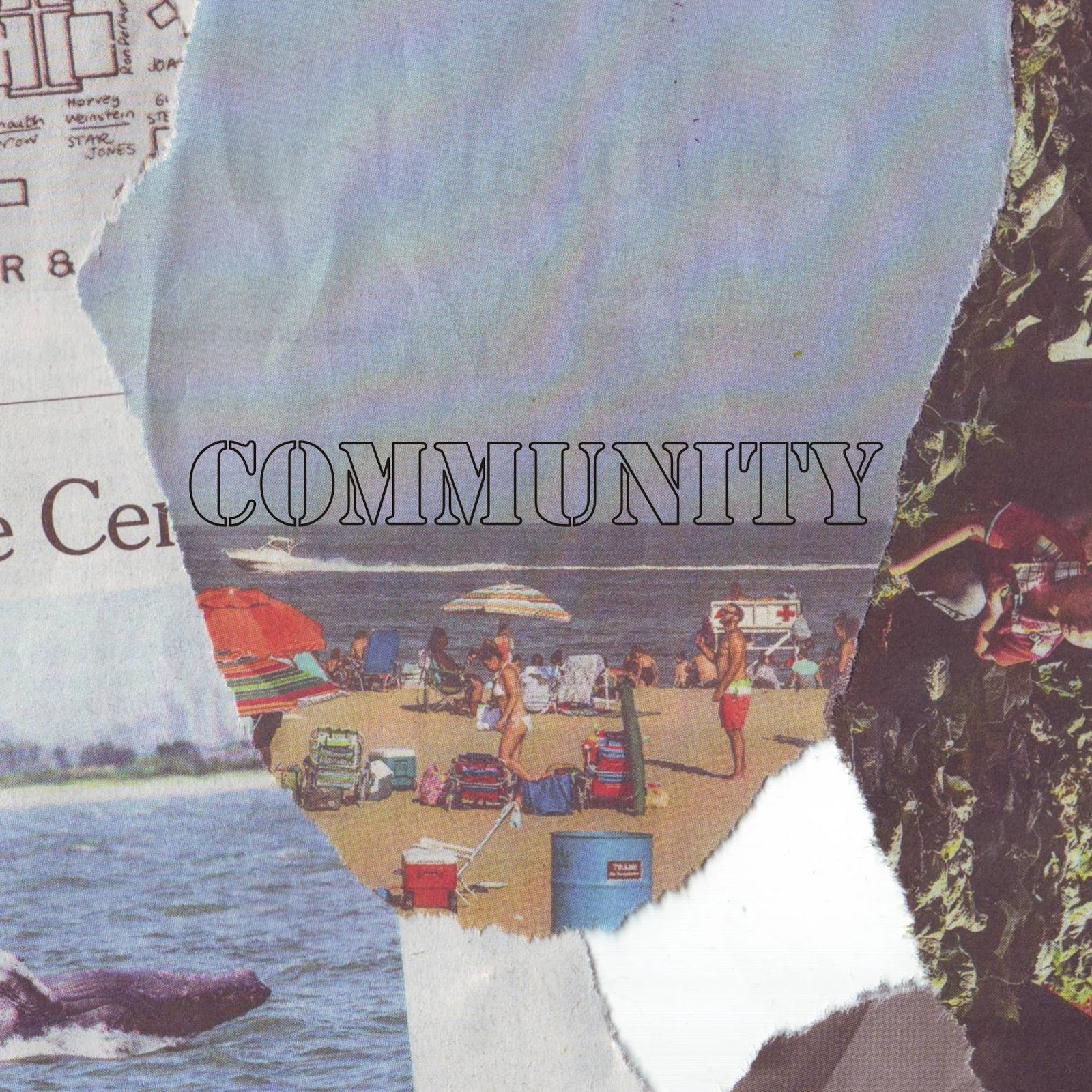 6. Graham Lambkin - Community [Kye]