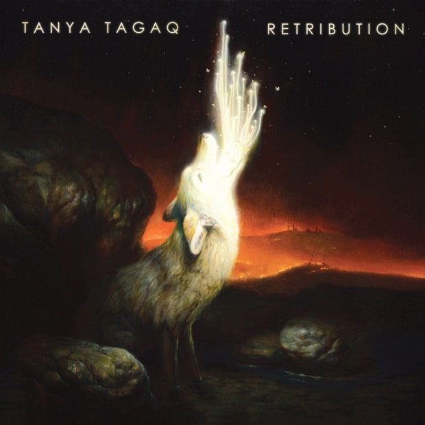 4. Tanya Tagaq - Retribution [Six Shooter]