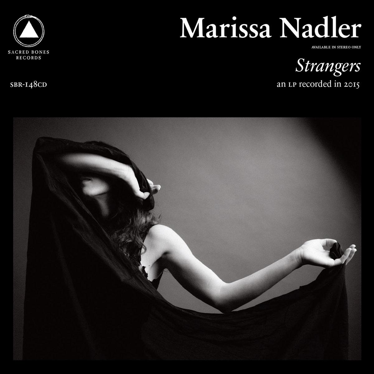 2. Marissa Nadler - Strangers [Sacred Bones]