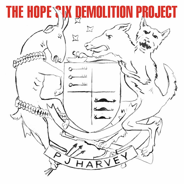 5. PJ Harvey - The Hope Six Demolition Project [Vagrant]