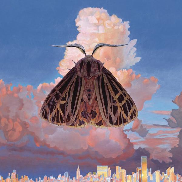 10. Chairlift - Moth [Columbia]