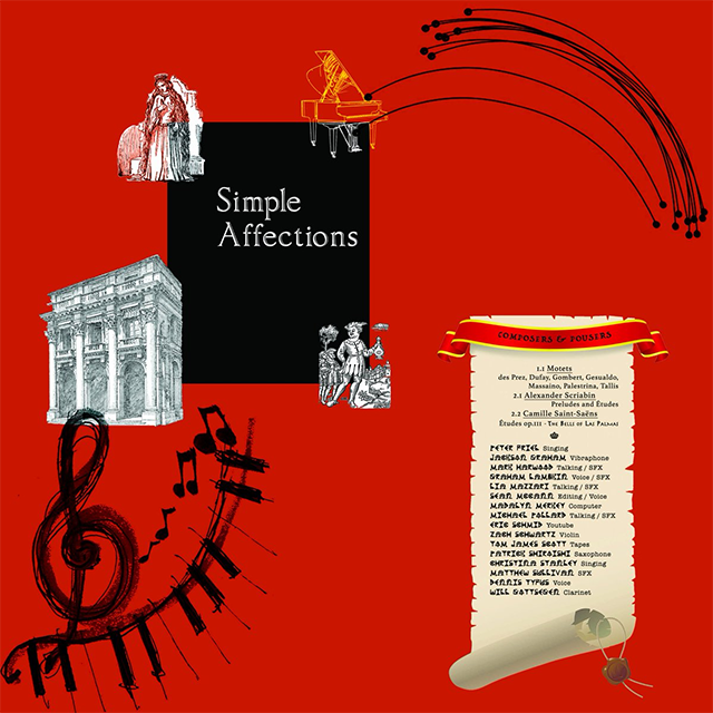 8. Simple Affections - Simple Affections [Recital]