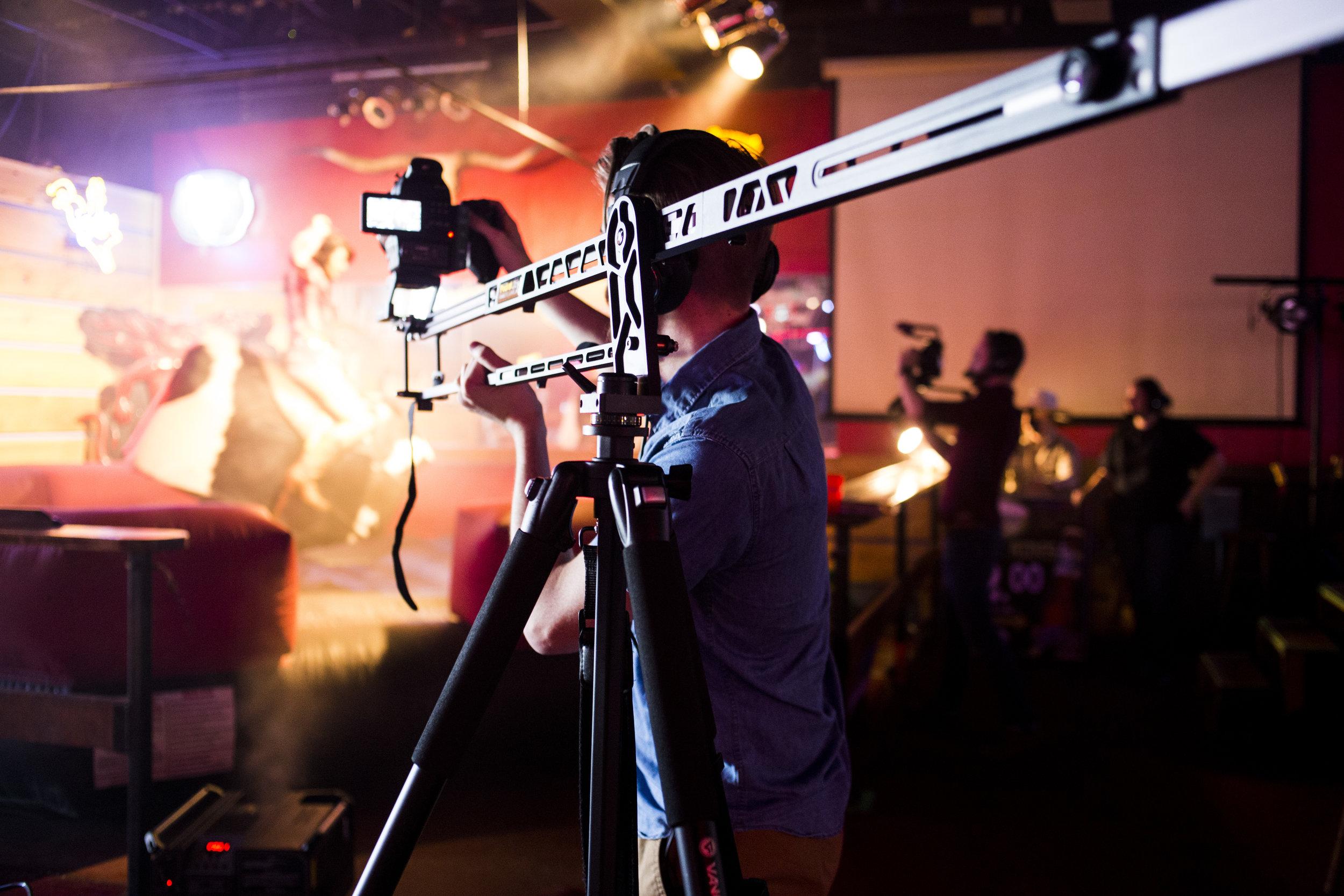 Startup Video Service
