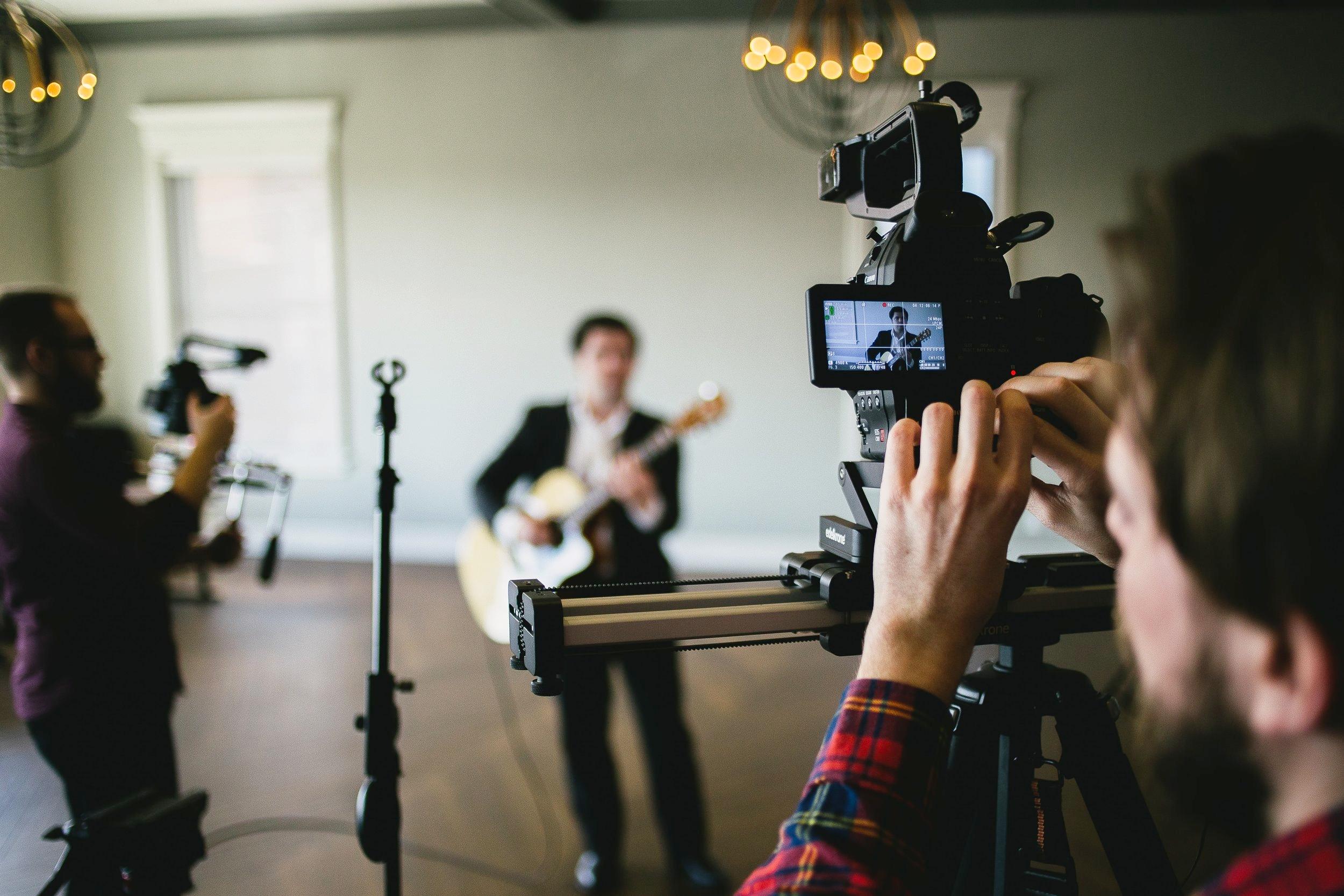 Branson Music Video Production