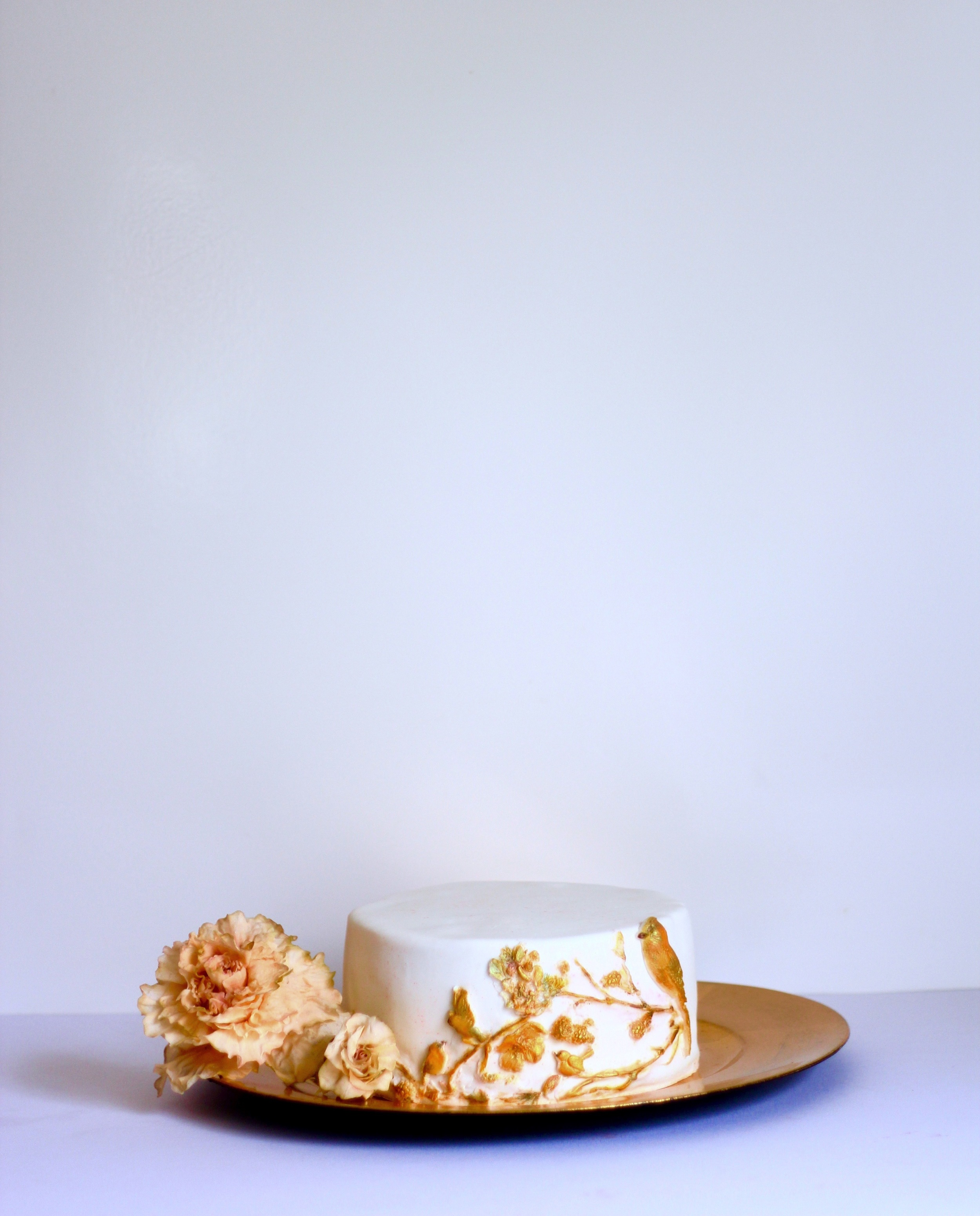 trinidad and tobago cake artist jaime gerard cake's golden bird cake