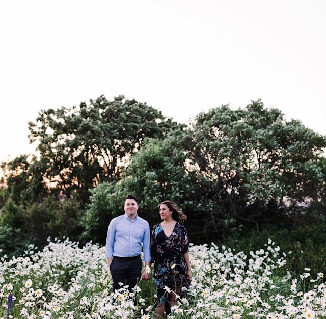 Discovery Park Seattle Engagement Photos