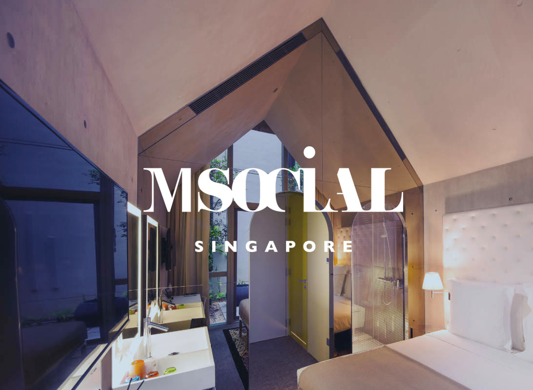 M SOCIAL LAUNCH CAMPAIGN  A 360° Perspective    View Project