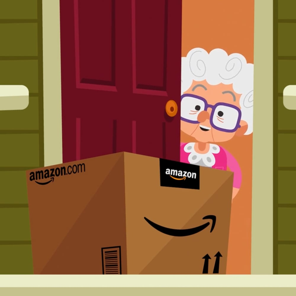 AMAZON | Gift Cards Animation
