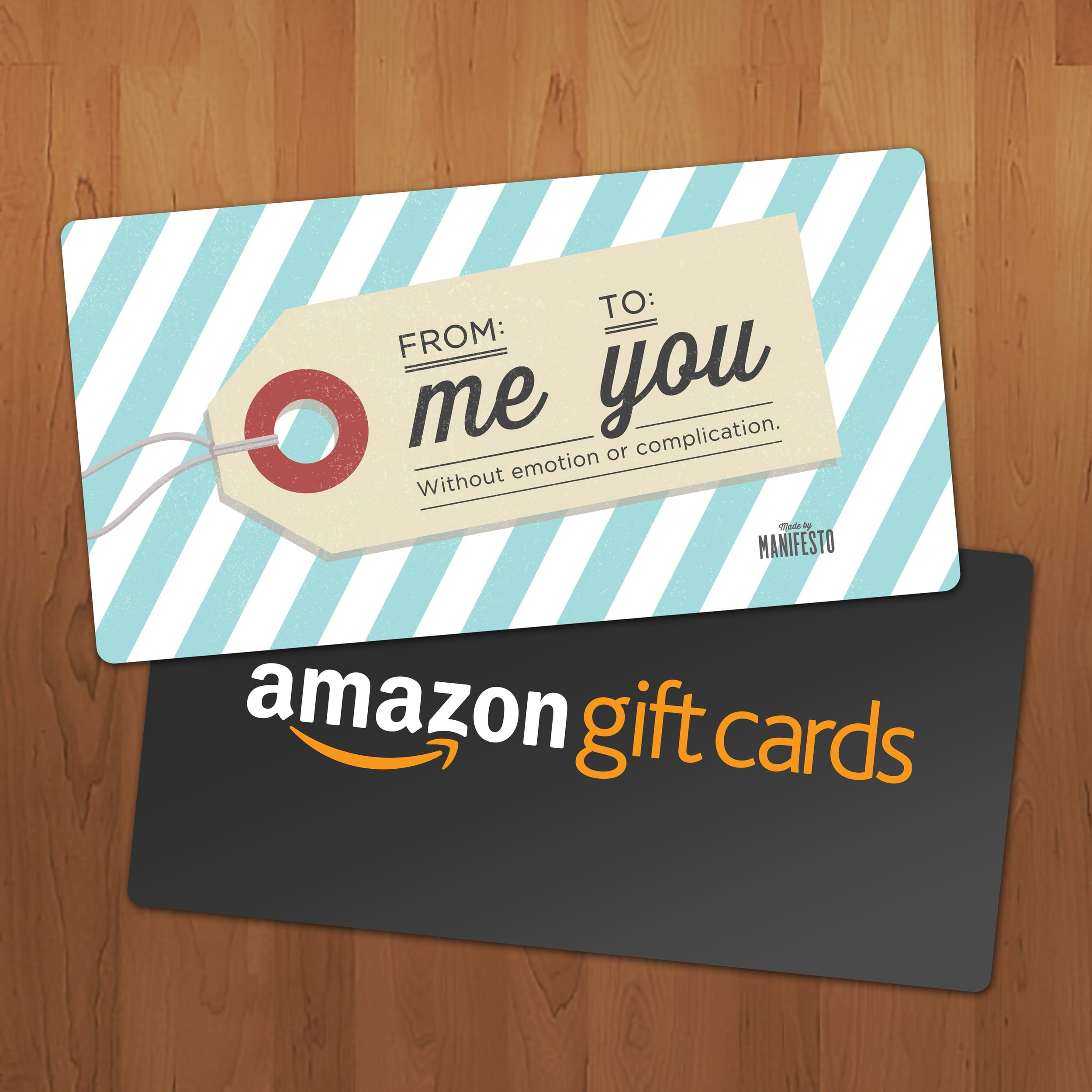 AMAZON | Gift Card Designs