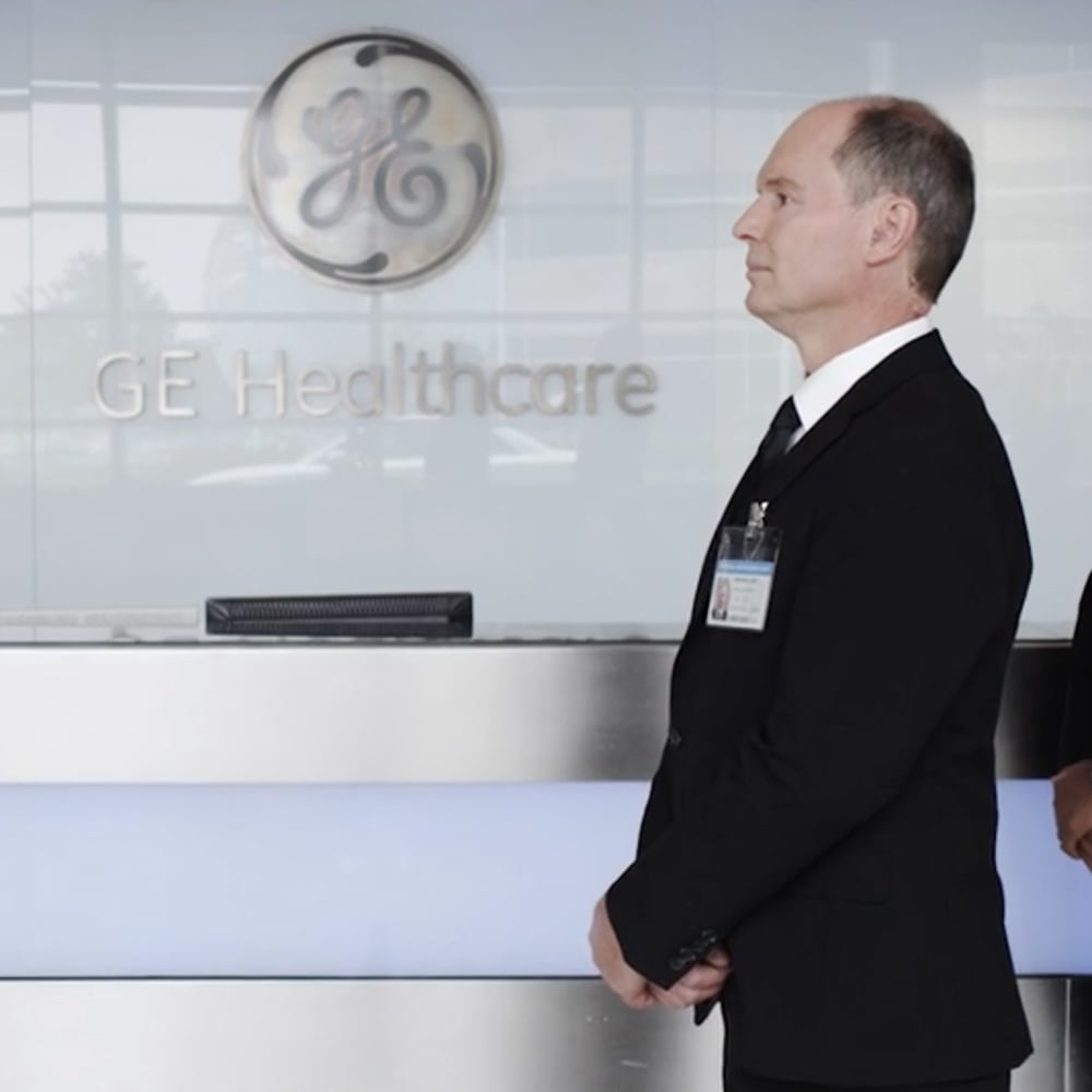 GE HEALTHCARE | Operation OR