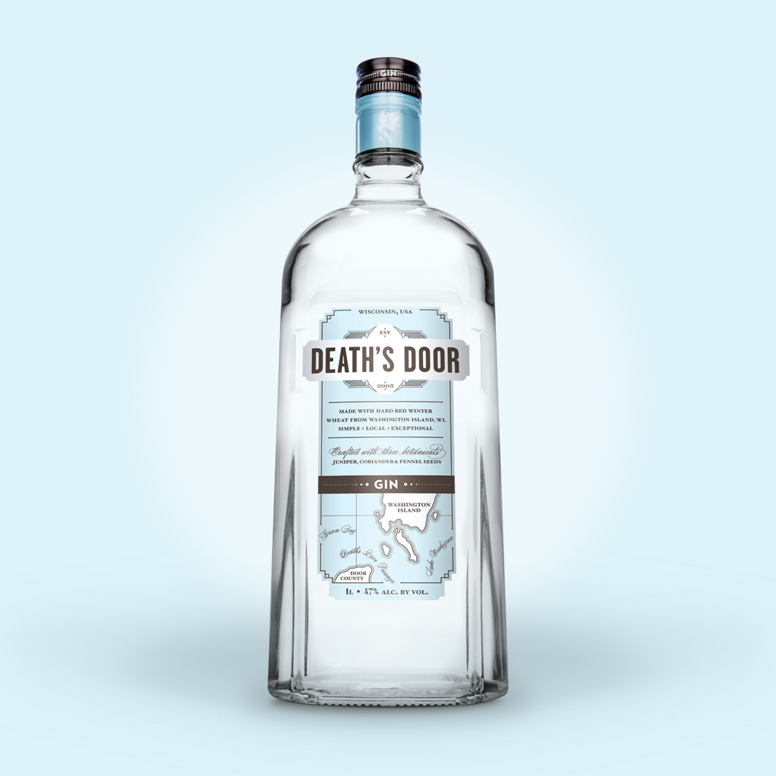 DEATH'S DOOR | Bottle Launch