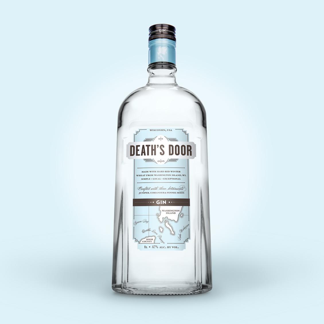 DEATH'S DOOR | Bottle Launch