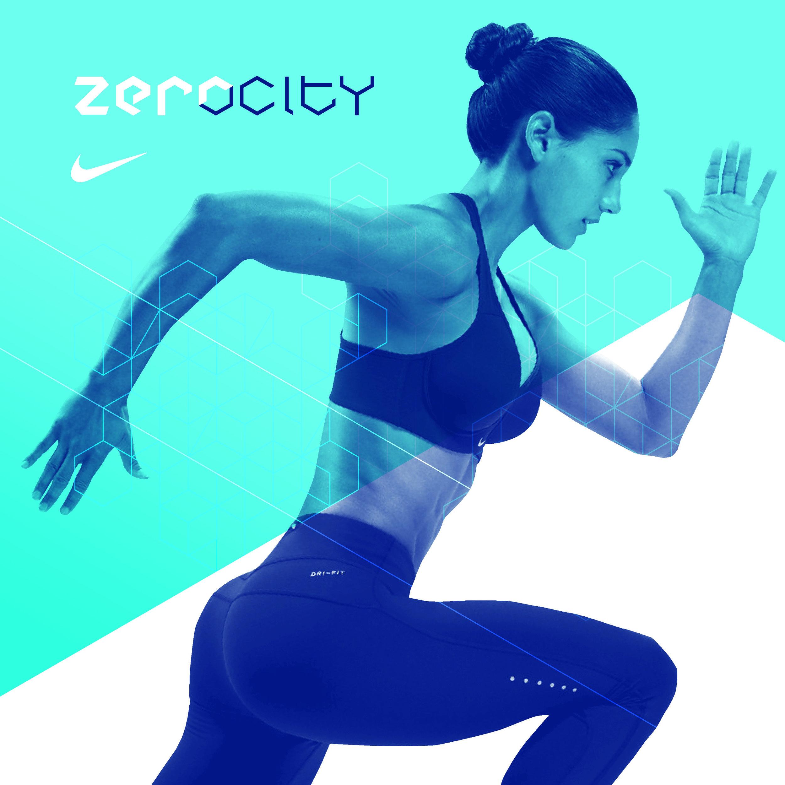 NIKE | Zerocity