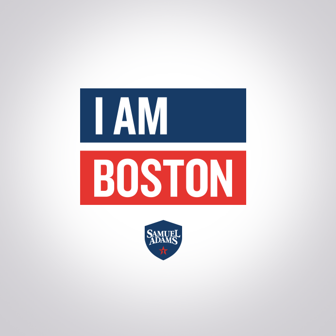 SAM ADAMS | Boston Marathon