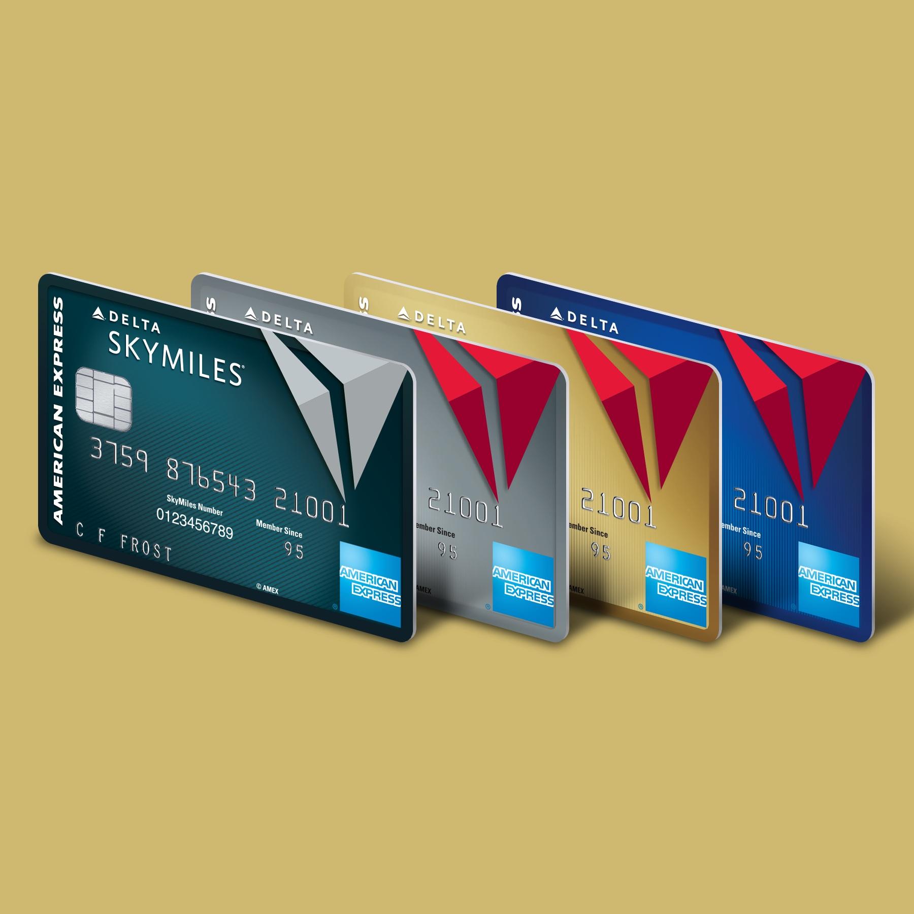 DELTA | Credit Card Launch