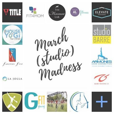 #4    Glide Training Co   .  – Little Italy, San Diego, CA –  This studio will make you fall in love with fitness, offering topnotch group class options while giving you that personal training vibe.