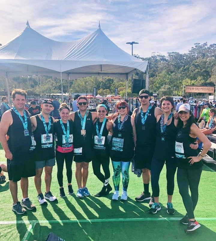 Glide Track Club * Carlsbad Half Marathon and 5k 2019