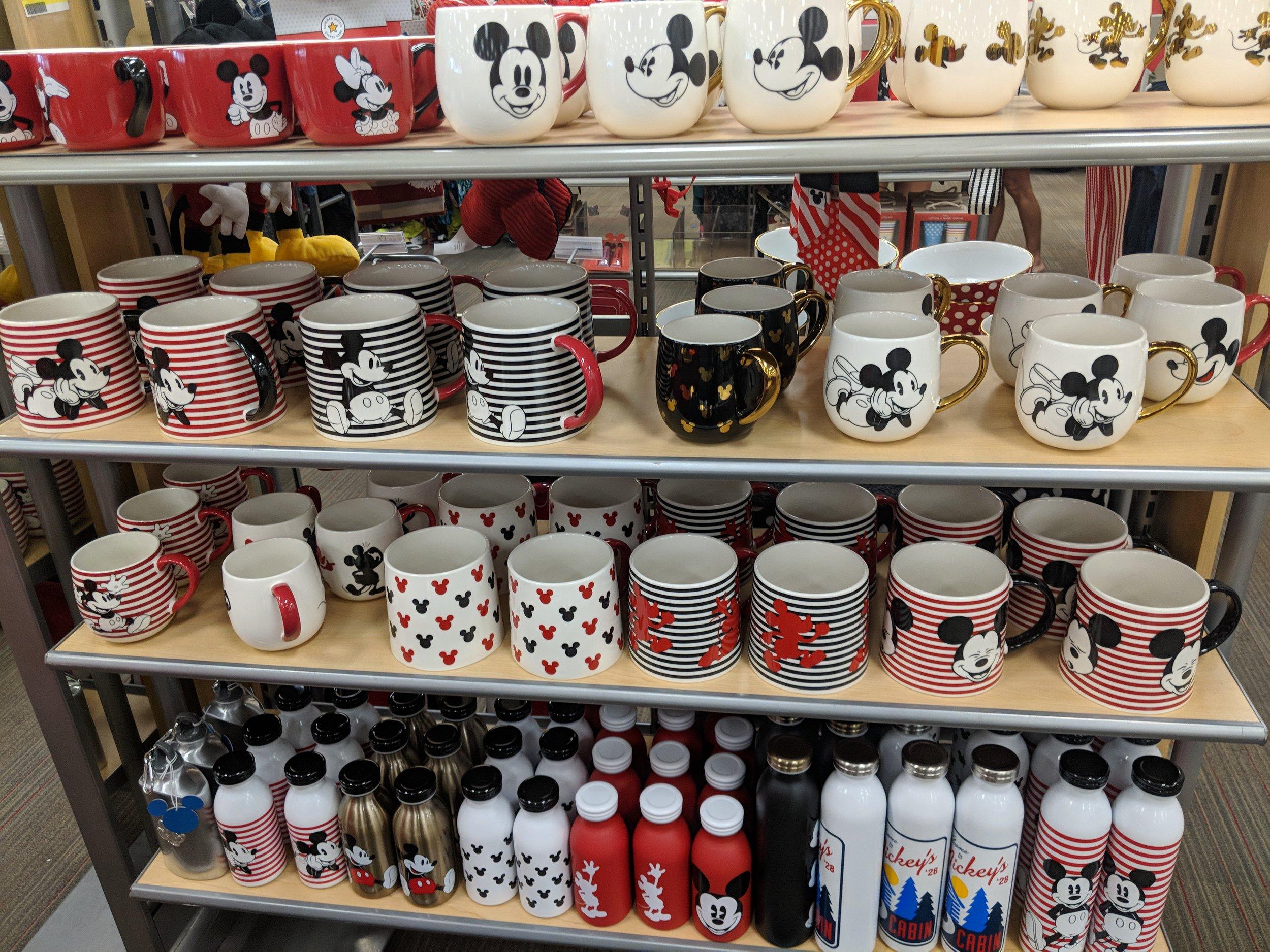 Mugs, mugs and more mugs!