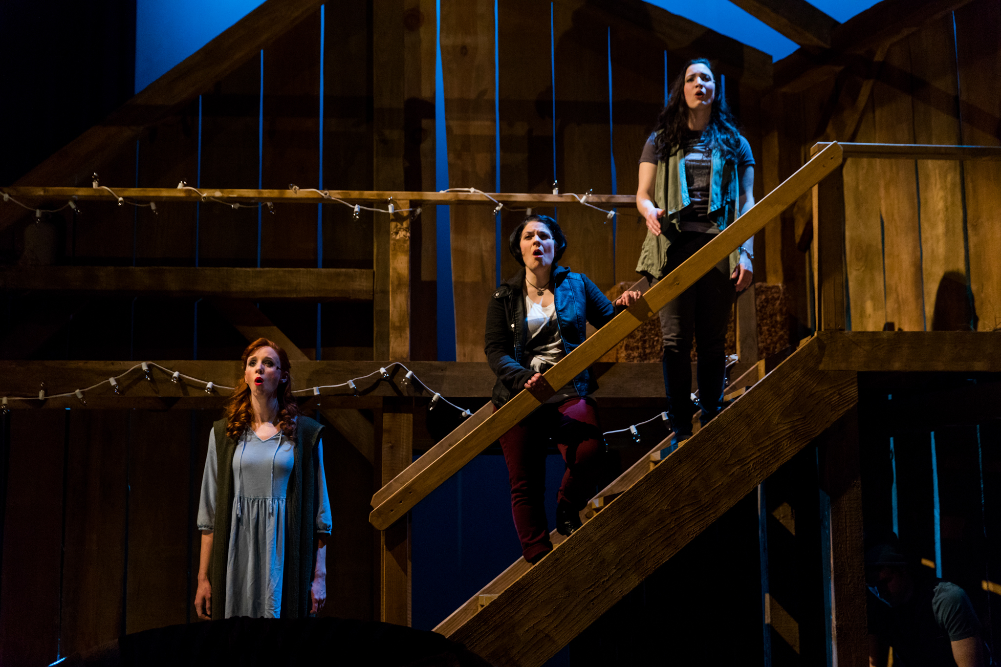 THE IRISH.... (Greater Boston Stage Company)
