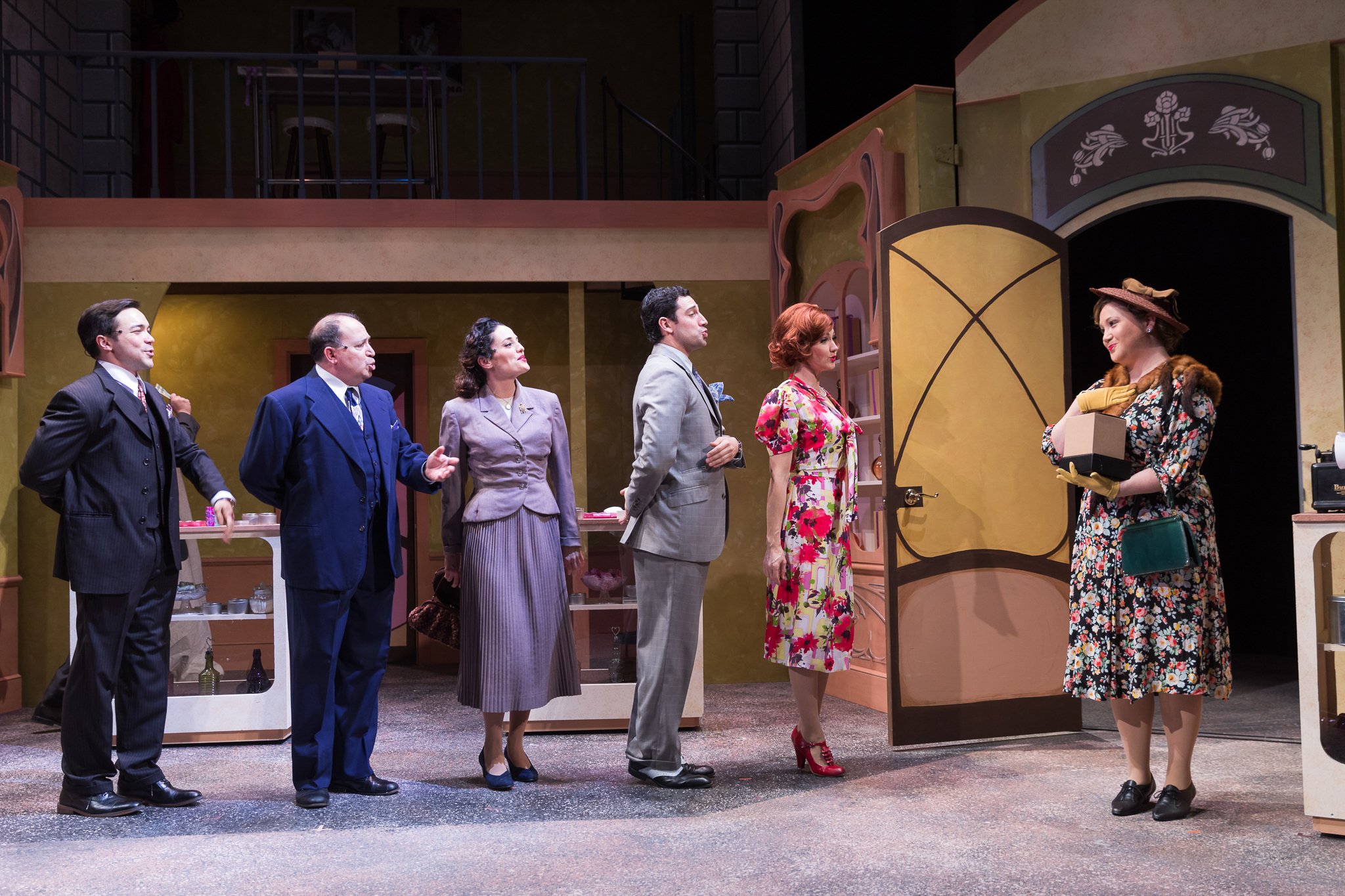 SHE LOVES ME (Greater Boston Stage Company)