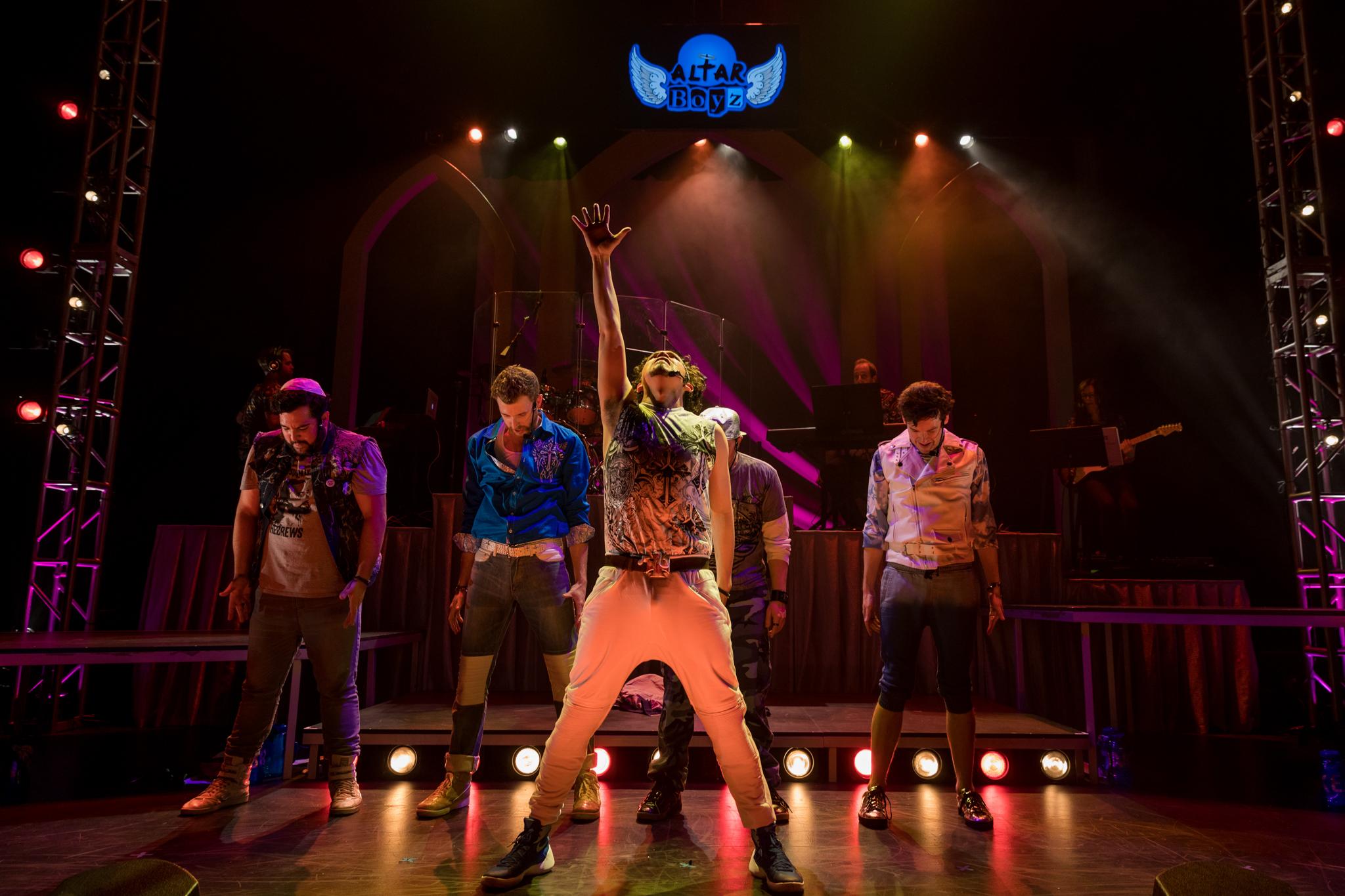 ALTAR BOYZ (Greater Boston Stage Company)