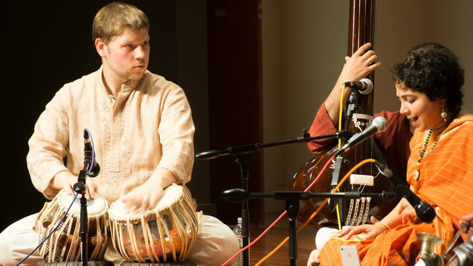 Onstage with Srivani Jade