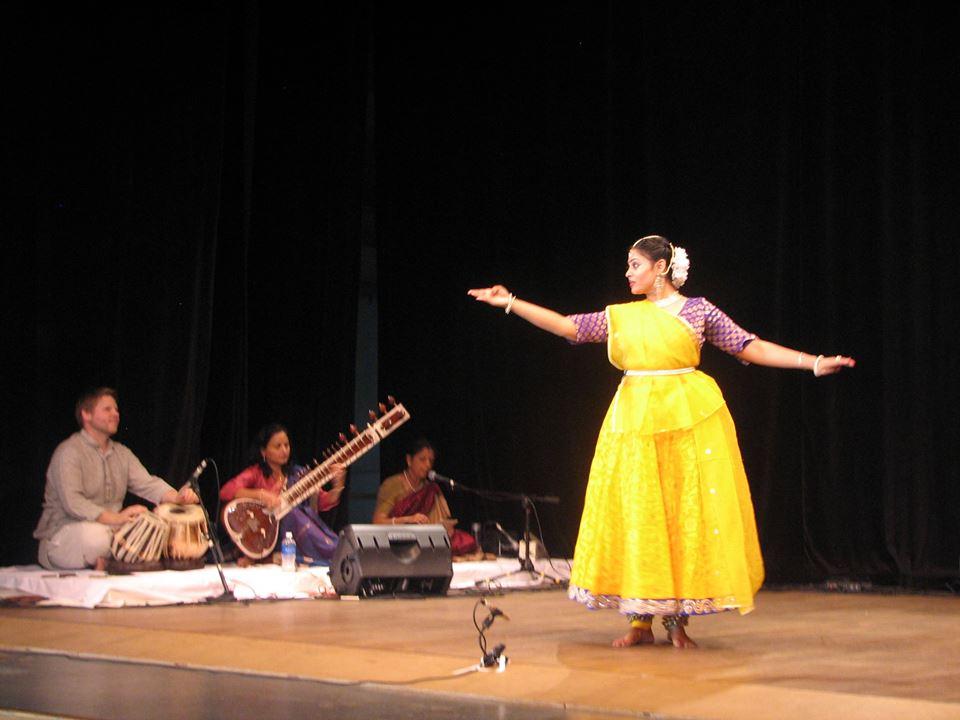 A Kathak Recital with Antara Datta