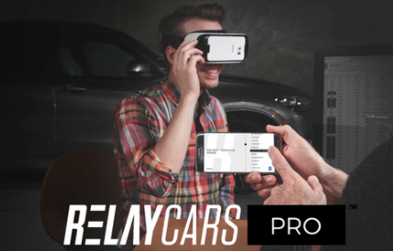 """The VR app for automotive dealers. A """"portable dealership"""" at a low cost solution."""