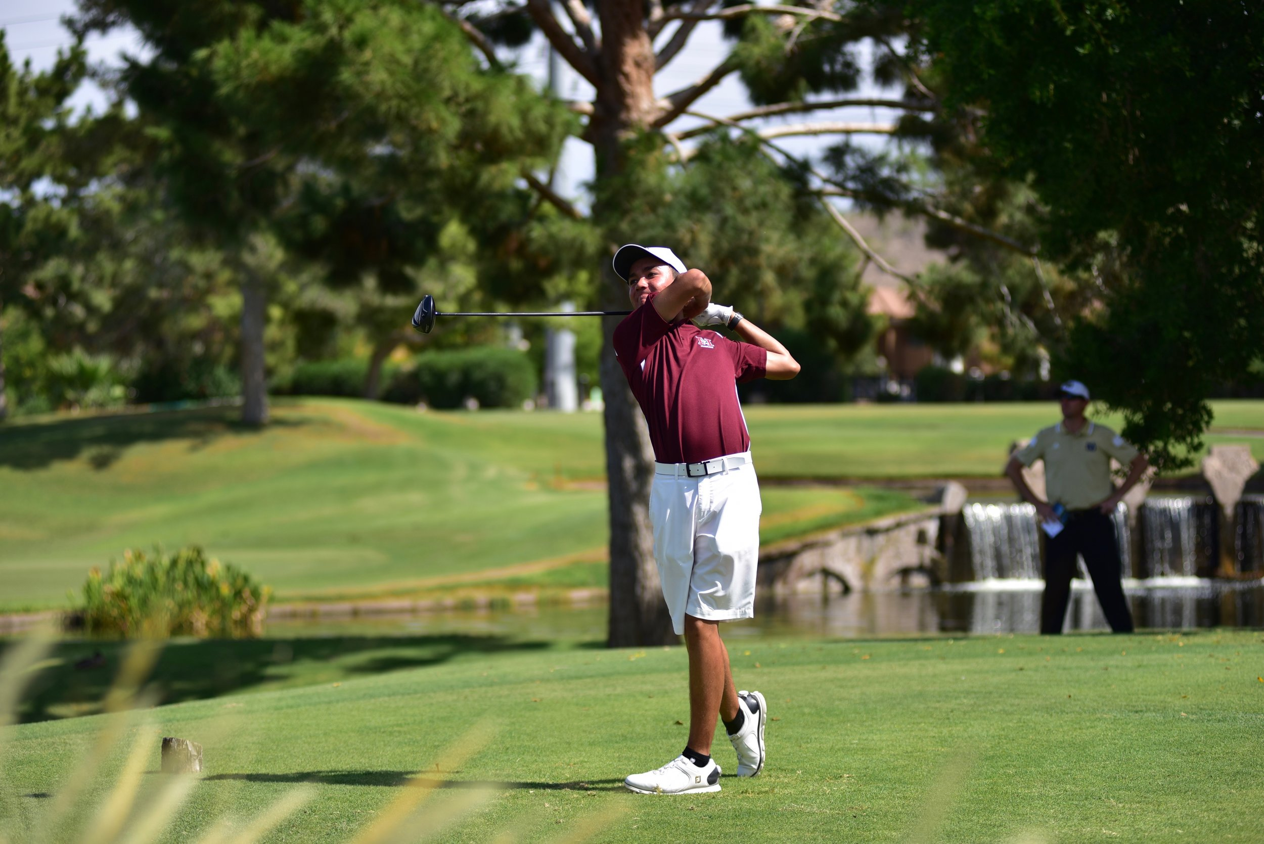 HHS sophomore Johnny Walker currently ranks no. 2 in Arizona after 3 weeks of league play.
