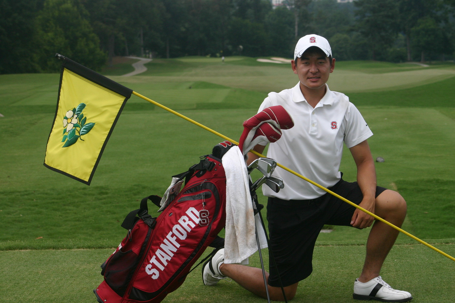 Andrew Yun - Winner at 2010 Dogwood Invitational. Finished Stanford career with 3rd lowest scoring average of 71.5 behind only Tiger Woods and Patrick Rodgers