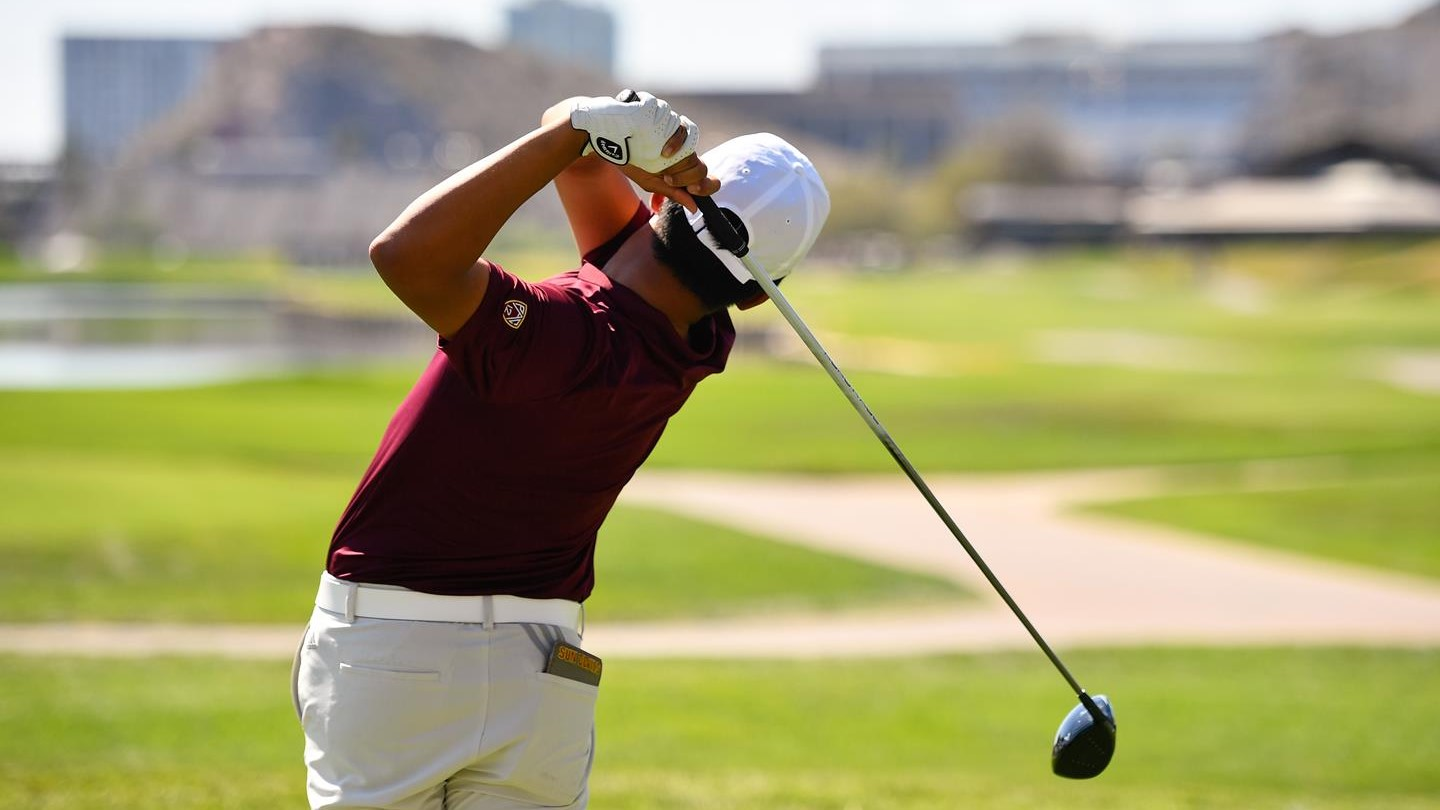 Chan Kim - Had one of the best freshman seasons in ASU history according to his stroke average