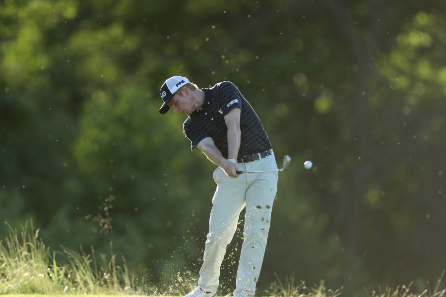 Mason Andersen - Competed against world's best during the 2017 US Open at Erin Hills at age of 18