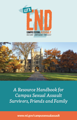 New resources are available for campus sexual assault survivors, family & friends -