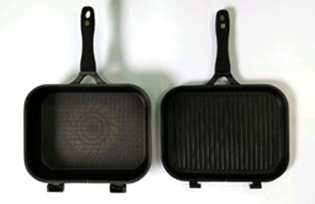 DETACHED GRILL PAN