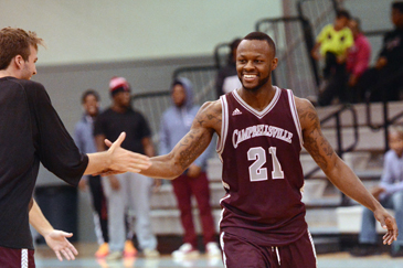 ROB ROBINSON | Campbellsville University Simeon High School, Chicago  State Champion (2010)