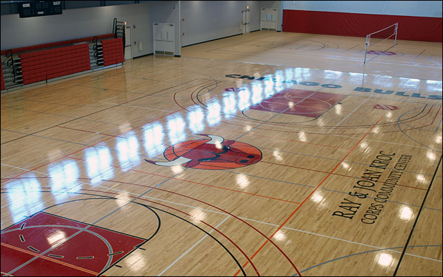 The Ray & Joan Kroc Community Center will be the venue for the First Step 2015 Ball Handling Clinic on June 27.