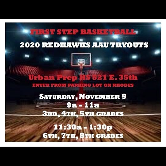 Next tryouts!