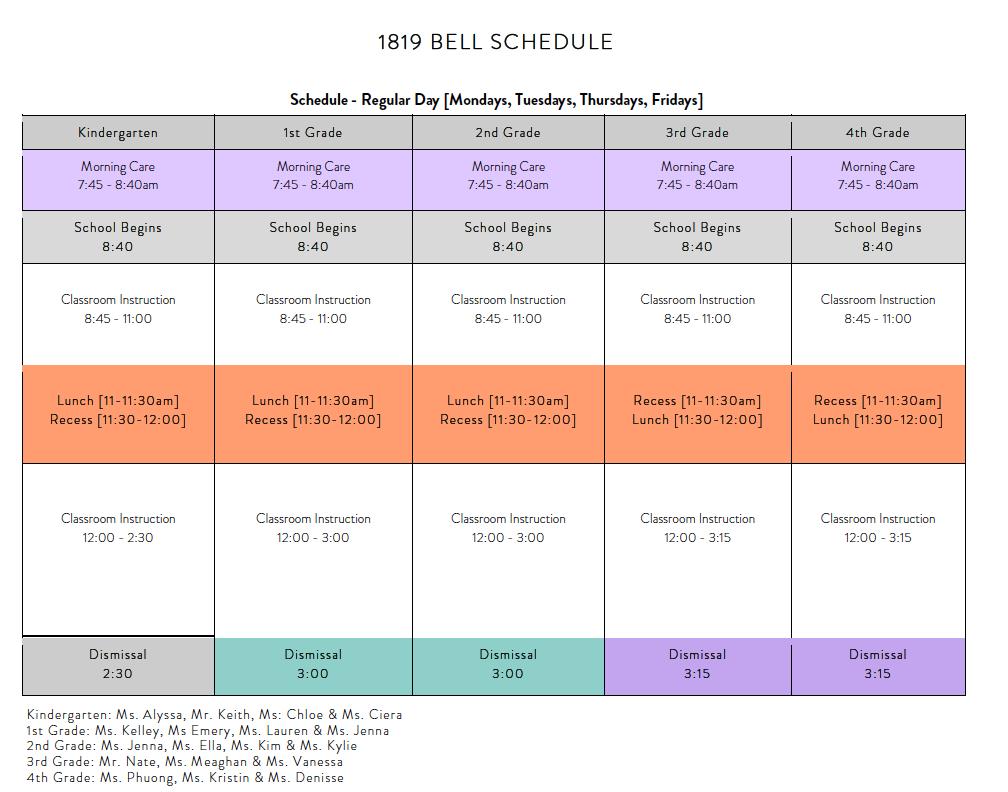 1819 Bell Schedule screen shot regular.png
