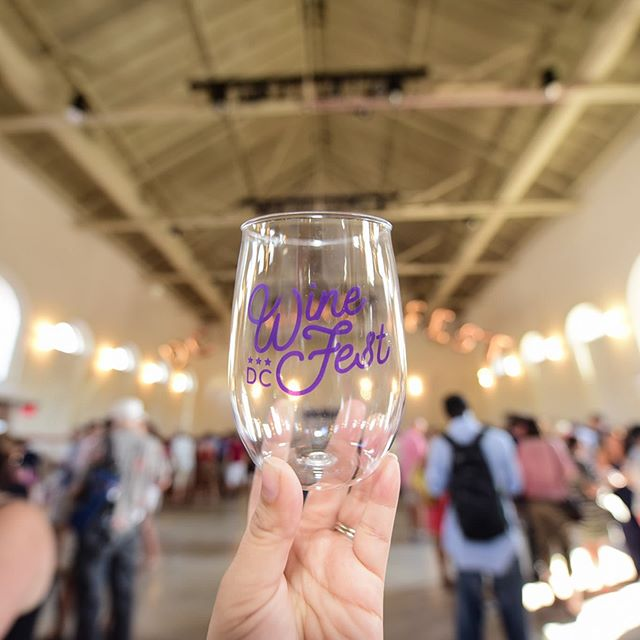 Need a refill on wine? We got you. 🍷 #DCWineFest #washingtondc