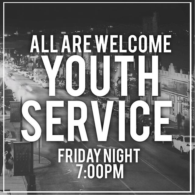 ||NDAC EVENTS|| NDAC fam let's come out and support our #YG and join them for service this Friday night at 7pm! There will be a special guest speaker! . . #kingdombuilding #ndacevents @theyouthgroup