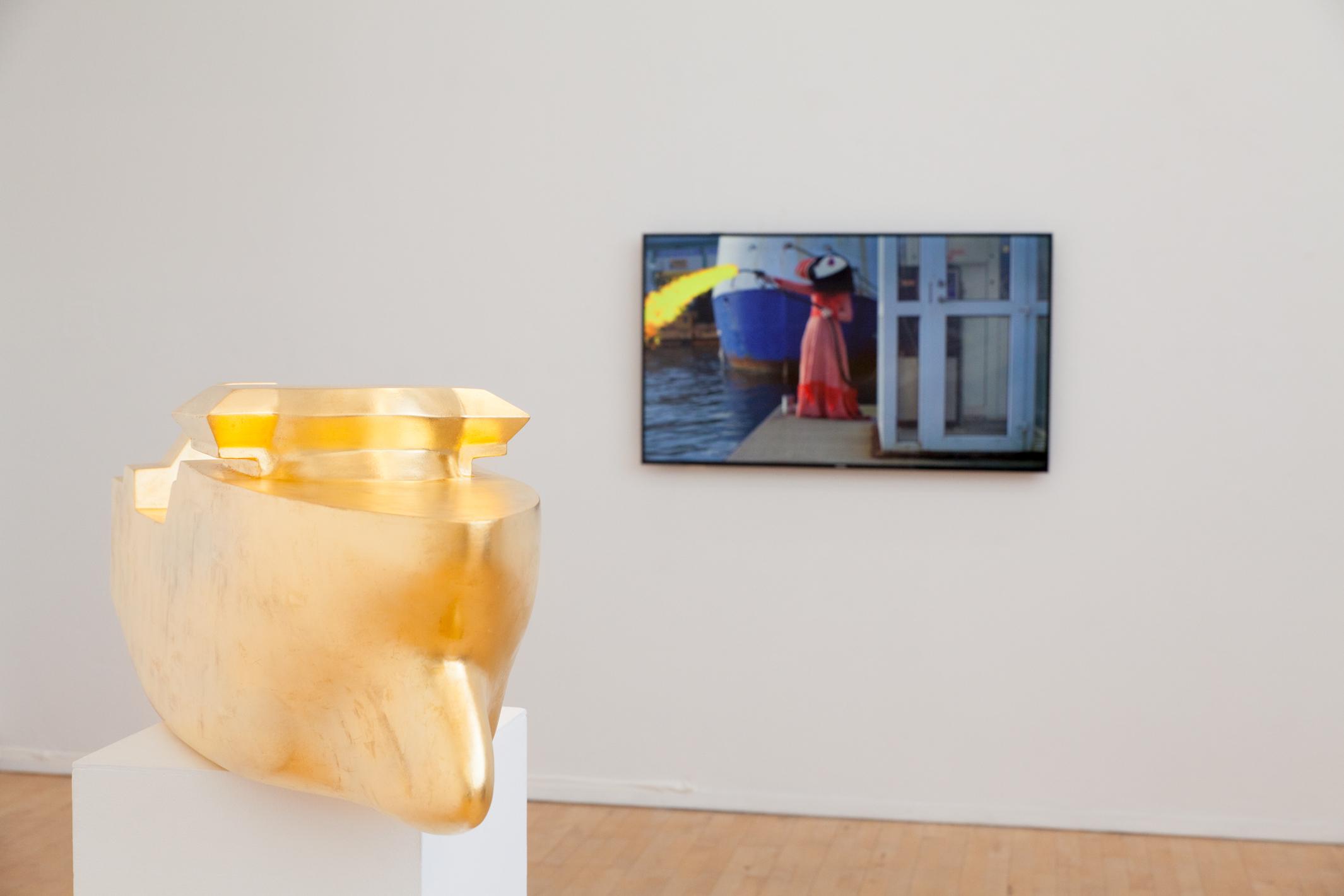 Installation view: Photo: Dennis Helm